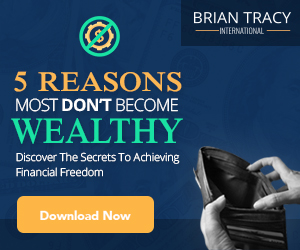 brian tracey wealth building made simple